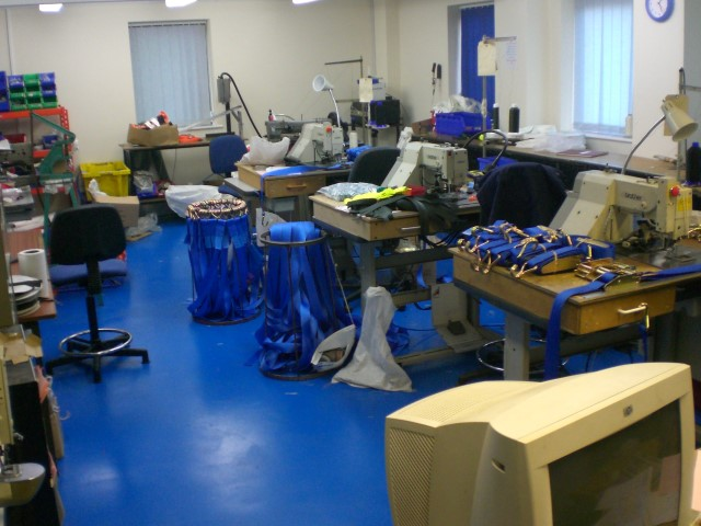 Sewing Room Package Control UK LTD