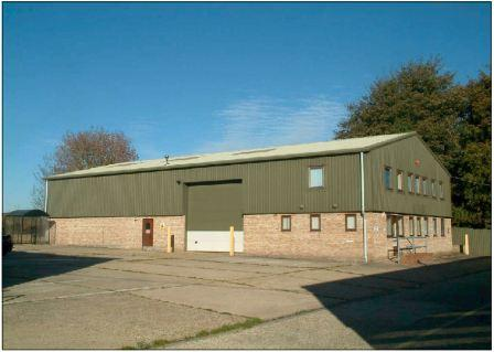 Kantoor Package Control (UK) Ltd te Lopcombe