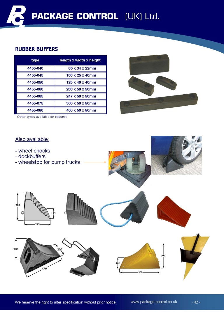 Catalogue PCUK 2016 Pagina 42